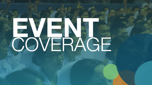 The art of covering events as a Blogger