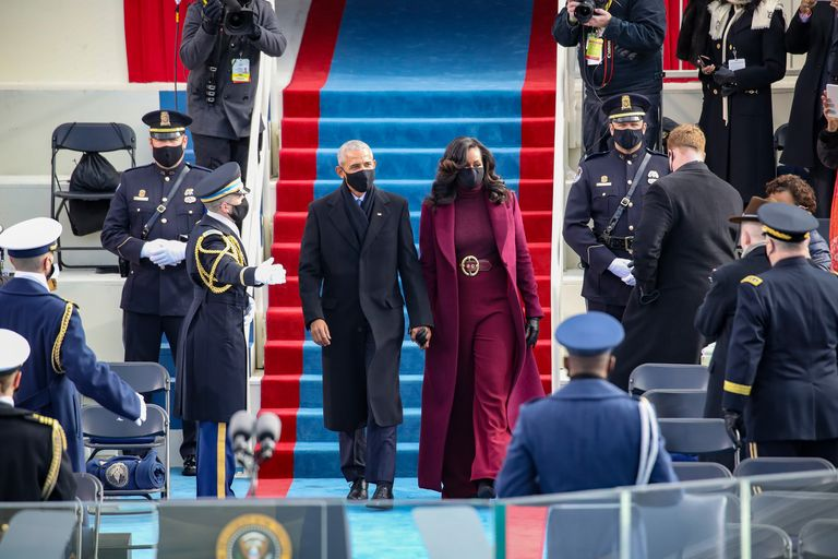 Inauguration 2021 Fashion   The Best Outfits