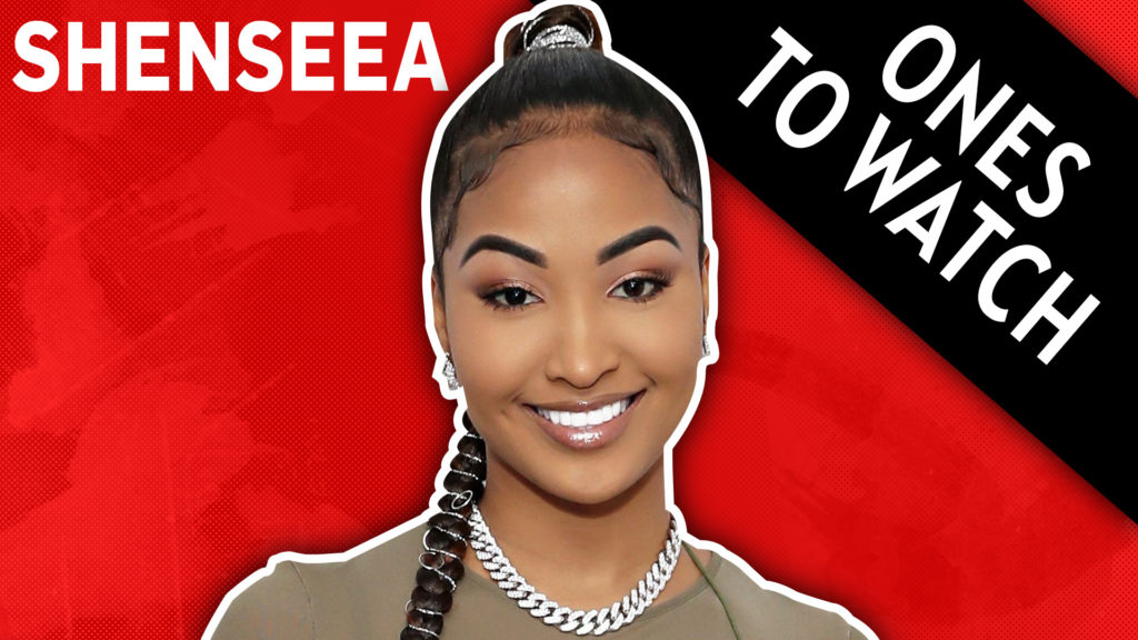 Shenseea is E! New's Ones To Watch, Celebrating Black Voices