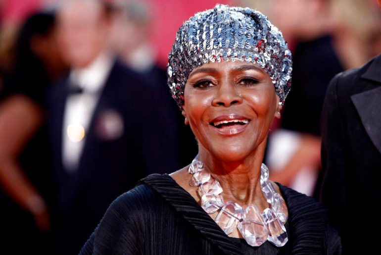 Cicely Tyson Fashion Icon
