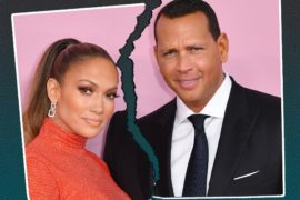 Jennifer Lopez and A rod Breakup