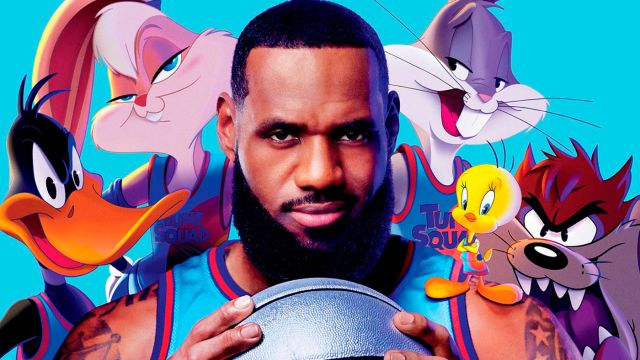 Get Ready to See Space Jam Sneakers