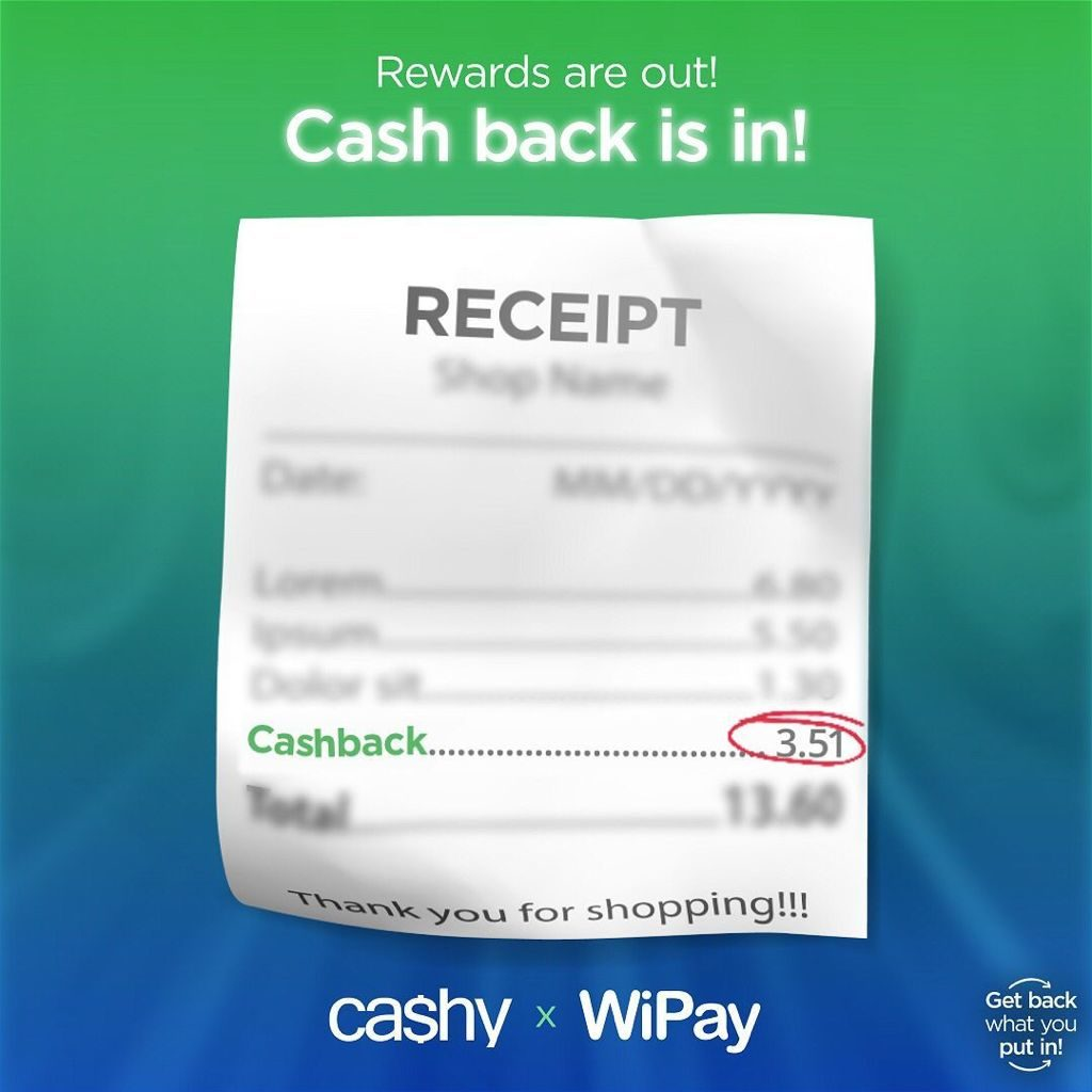 cash and wipay