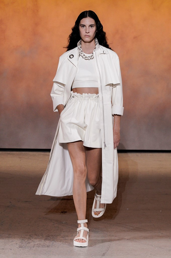 Hermes Spring 2022 ready to Wear